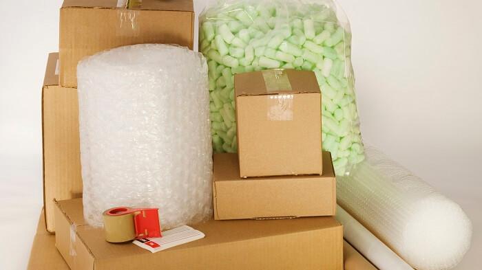 انواع بسته بندی مناسب حمل و نقل (ارسال)